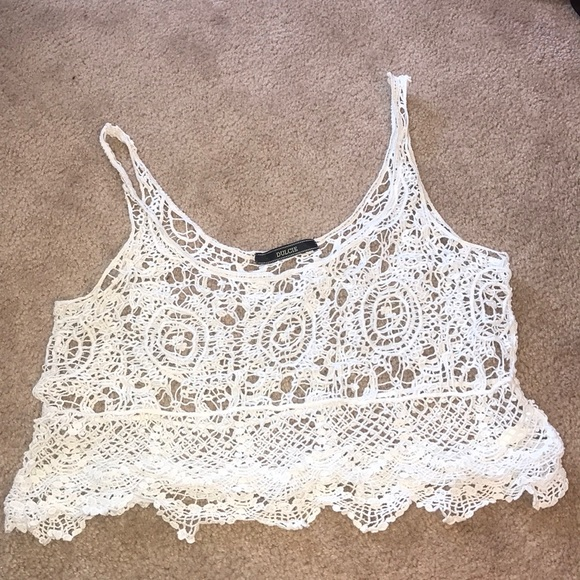 Dulcie Other - Lace Cover-up top